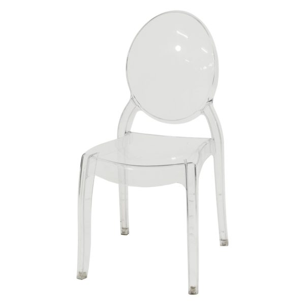 furniture chairs clear deluxe ghost chair EHIRE