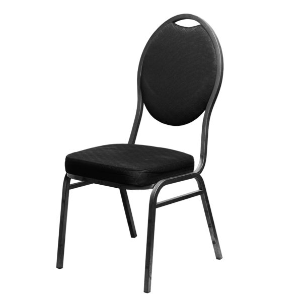 charcoal colour conference event chair