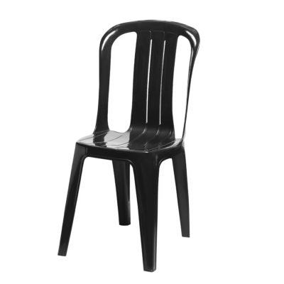Black Plastic Chair for Hire EHIRE