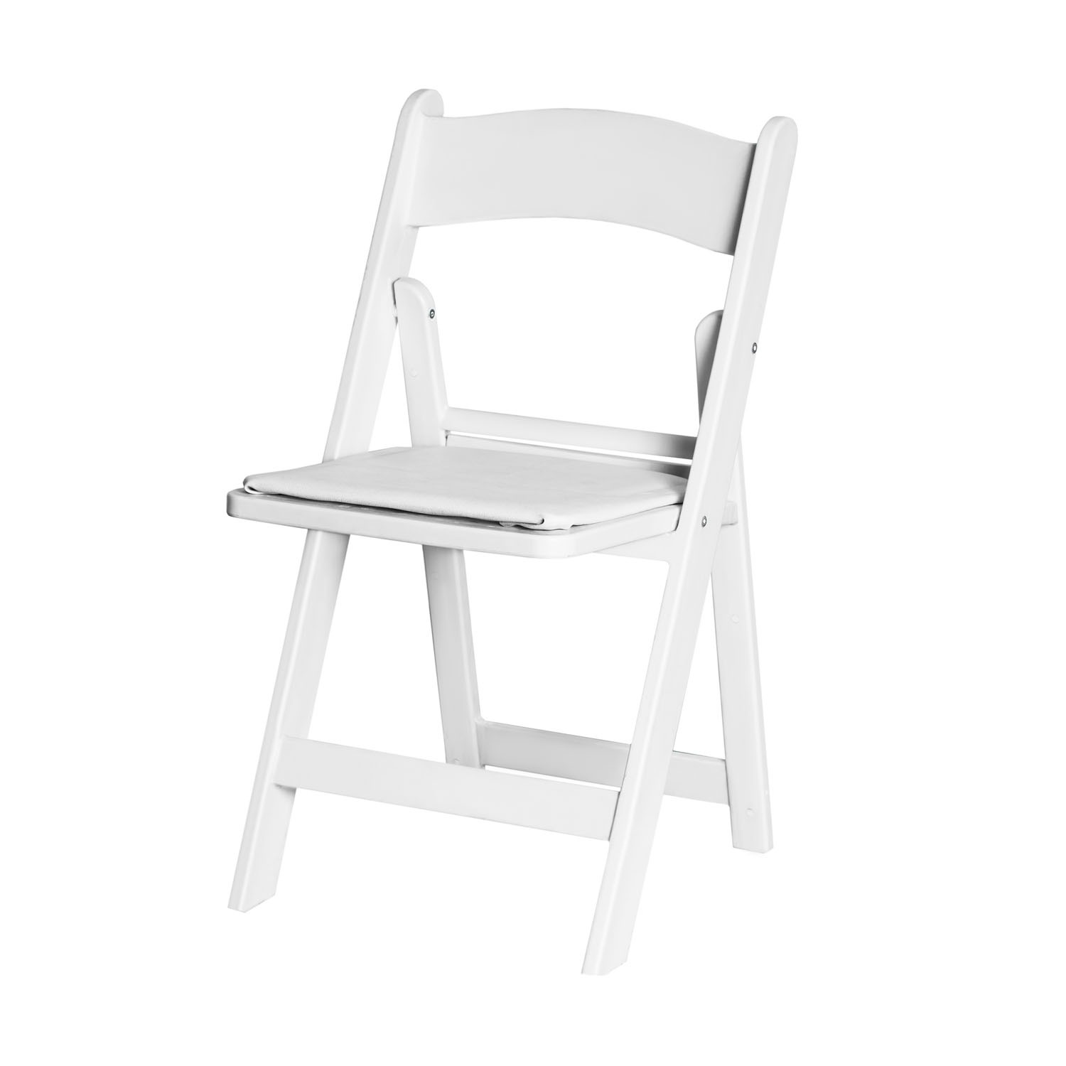 White Plastic Wimbledon Chair - For Hire Online | EHIRE