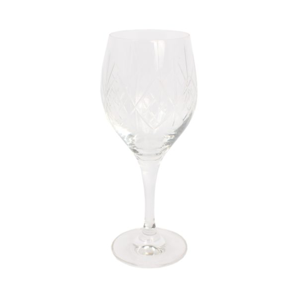 Mondial Cut White Wine Glass 250ml