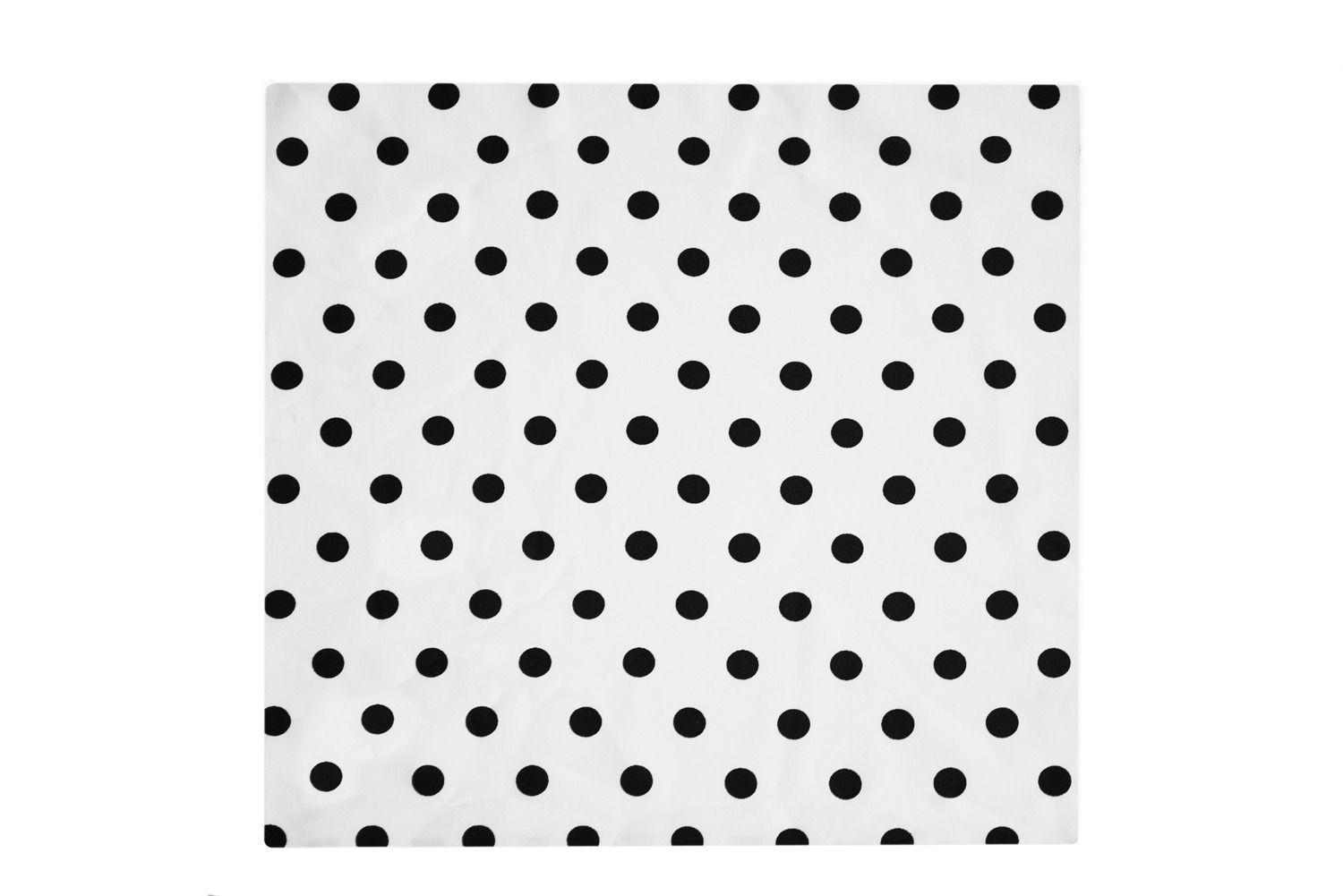 Black And White Polka Dot Serviette Ehire
