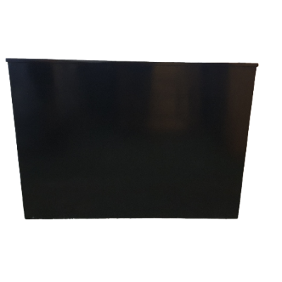Black Wooden Bar
