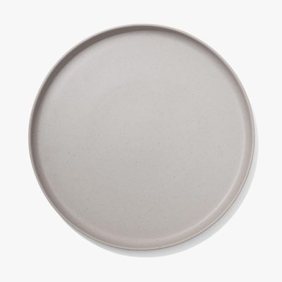 Country Road large round tapas platter pale grey