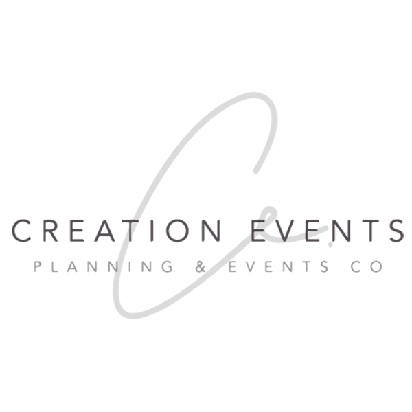 Creation events wedding planning services