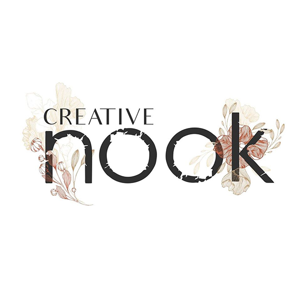 Creative Nook event planning company logo