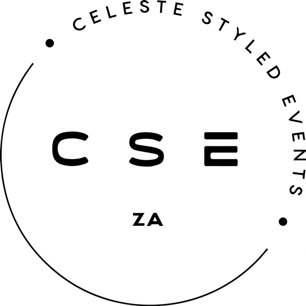 CELESTE STYLED EVENTS LOGO WEDDING PLANNING