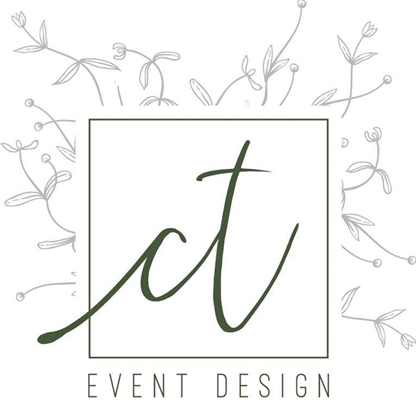 ct event design logo