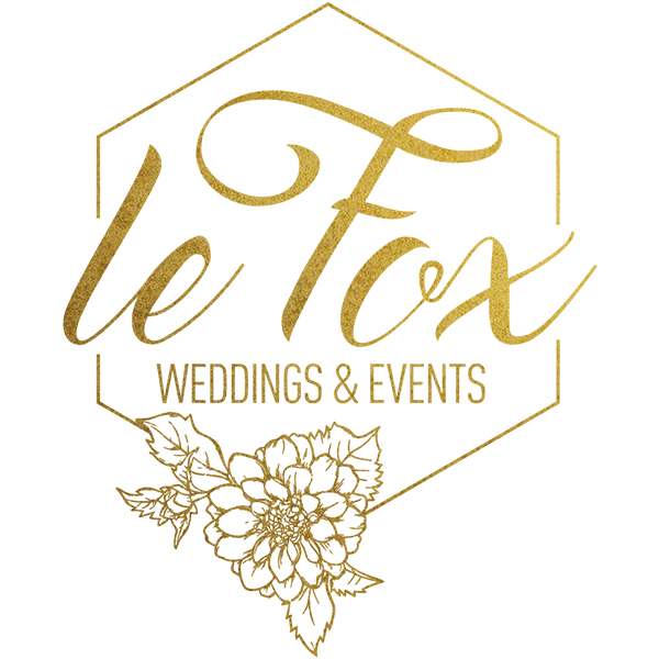 le fox weddings & events