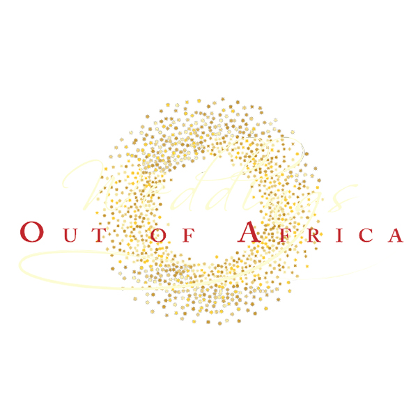 weddings out of africa event planning services logo