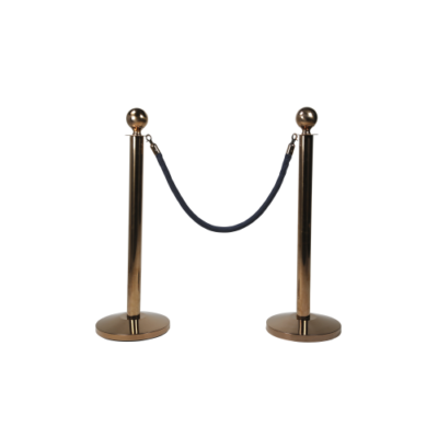 Stanchion-Gold