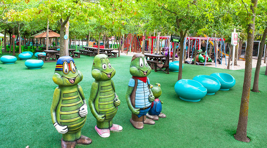 bugz play park