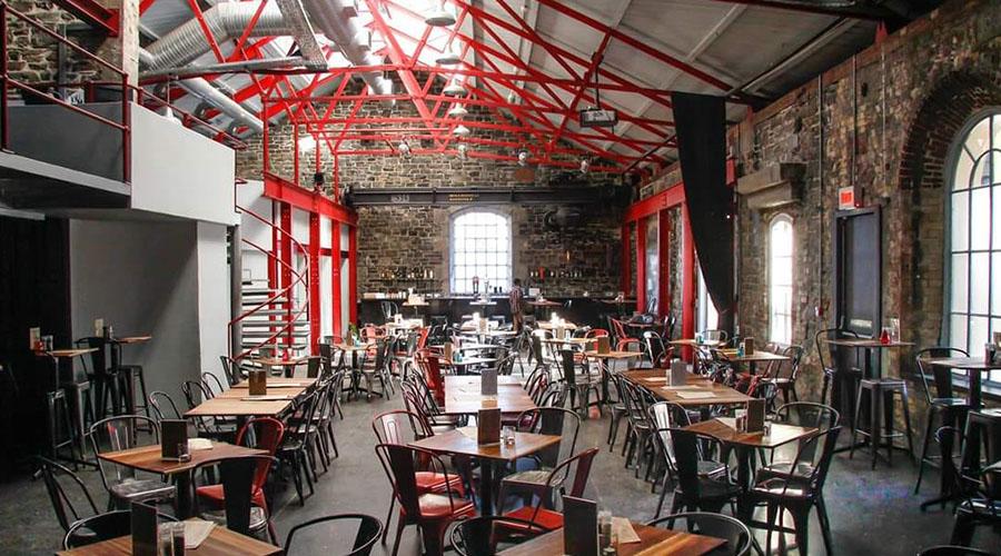 cape town comedy club interior