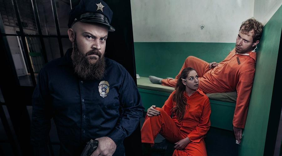 escape trix prison inmates and security