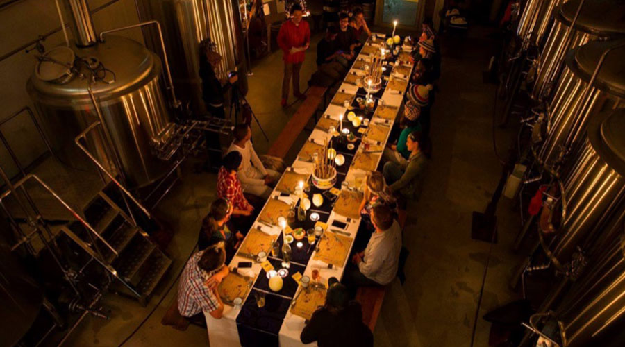 drifter brewing company brewery event