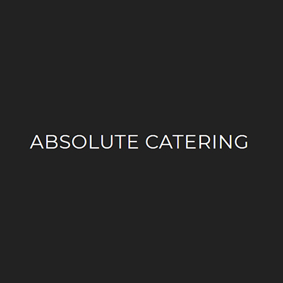 absolute catering logo