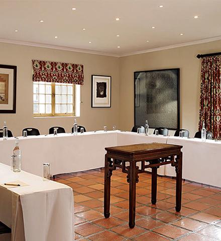 ampitheatre boardroom