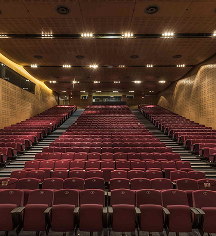 auditorium two conference venue
