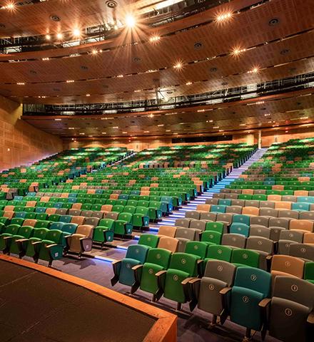 auditorium one conference venue