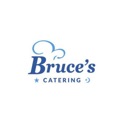 bruces catering logo