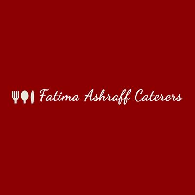 fatima ashraf caterers logo