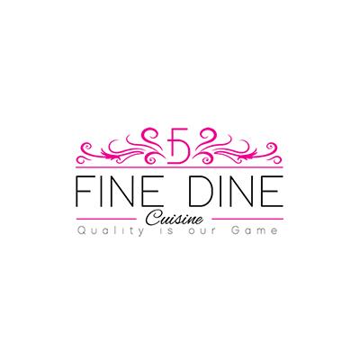 fine dine cuisine