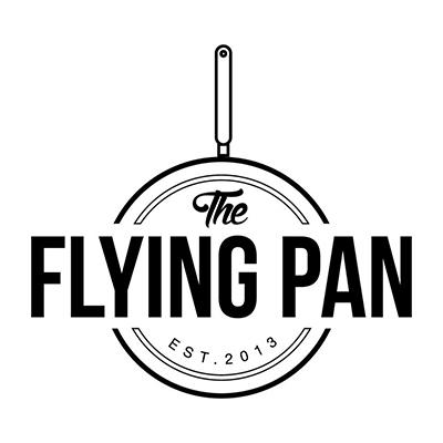 the flying pan logo