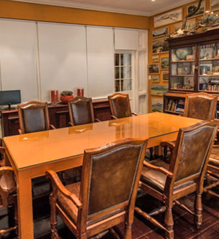 small boardroom for functions