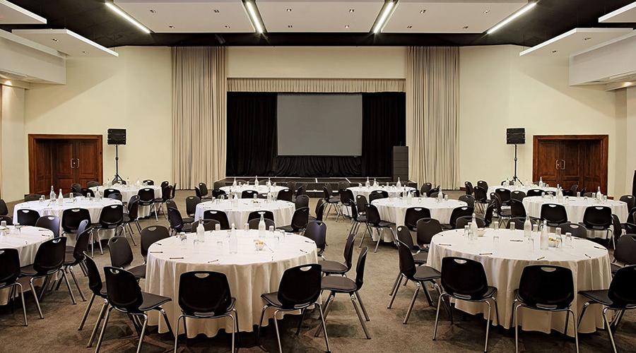 large venue auditorium