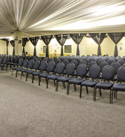 medium to large scale conference venues