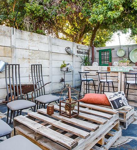 patio venue space